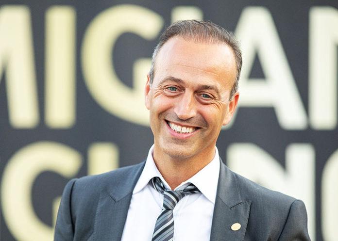 Nicola Bertinelli presidente Consorzio Parmigiano Reggiano