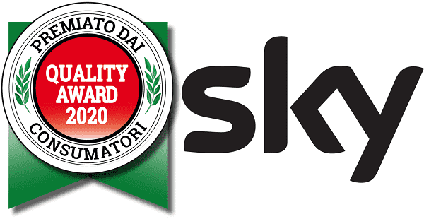 QA SKY - Quality Award spot tv Sky TG 24