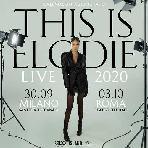 THIS IS ELODIE live