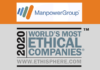 Worlds Most Ethical Companies 2020