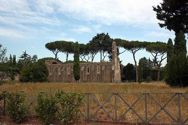 Appia Antica - Castrum Caetani foto Gaia Lauria