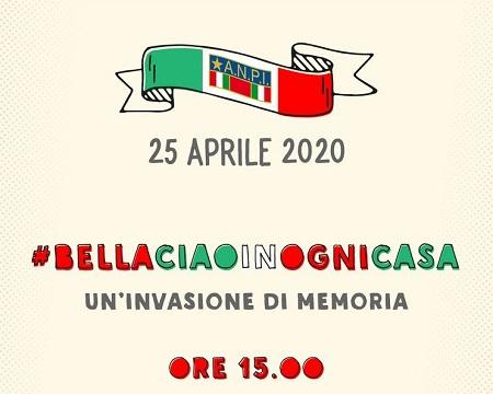 Bella ciao 25 aprile 2020