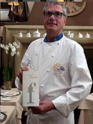 Bernard Fournier Chef