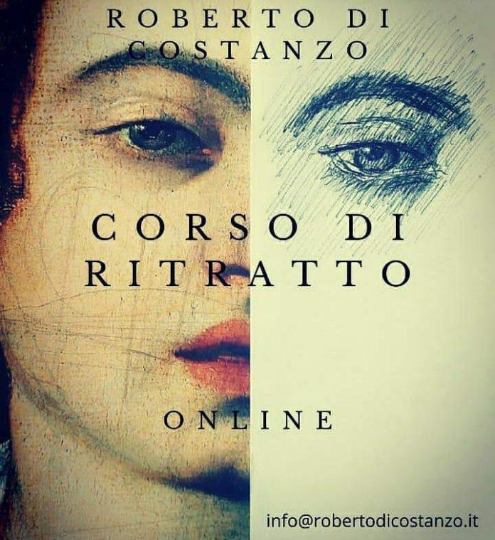 Invito Corso di Ritratto online