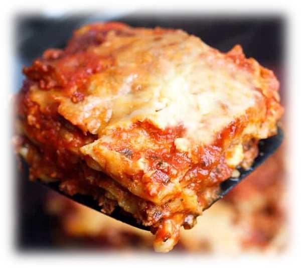 Lasagna optimized