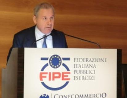 Lino Enrico Stoppani - Presidente Fipe