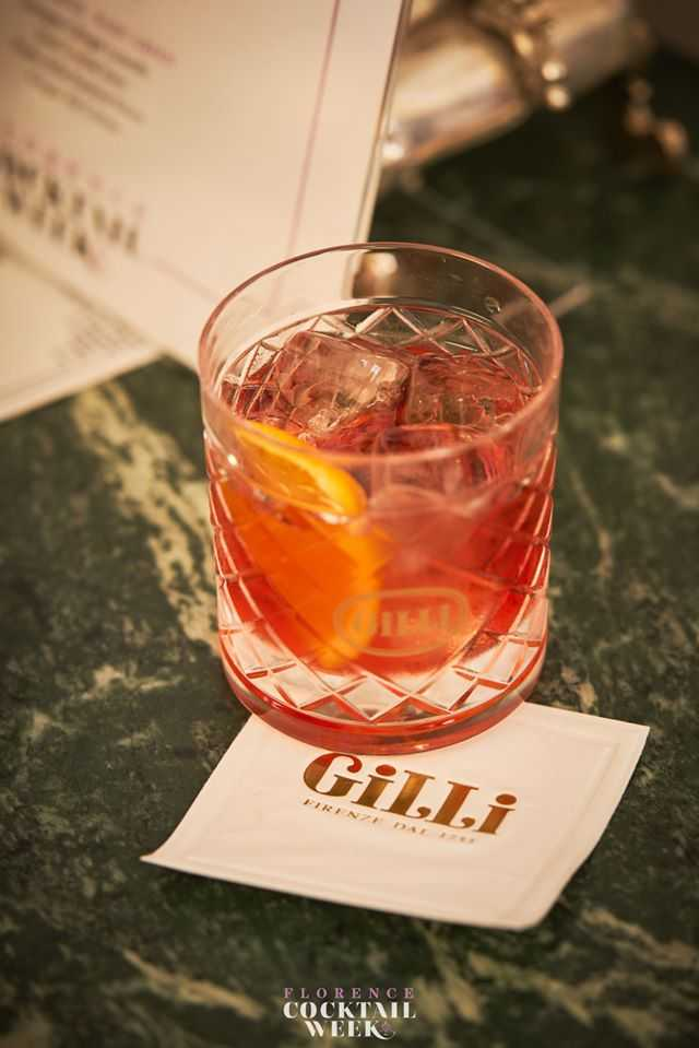 NEGRONI BY LUCA PICCHI