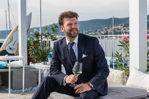 Nicola Lorenzon direttore commerciale e marketing cantina Lorenzon