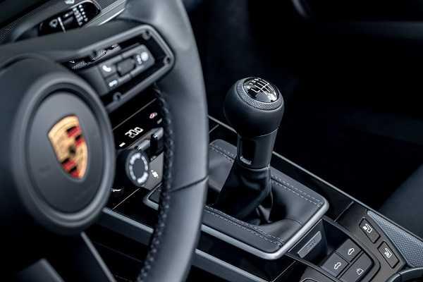 Porsche Cambio manuale a sette rapporti per i modelli 911 Carrera S e 4S