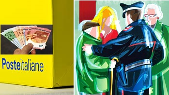 Poste Italiane e lArma dei Carabinieri pensioni