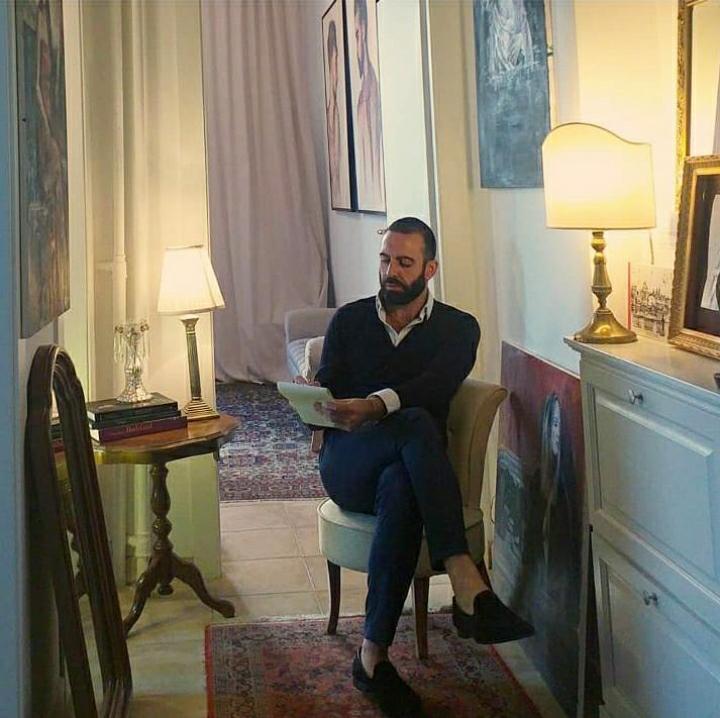 Roberto Di Costanzo Casa Atelier