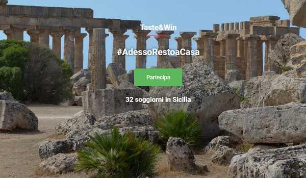 Sicilia soggiorni gratis