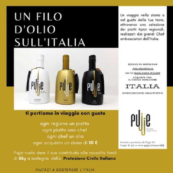 UN FILO D OLIO SULL ITALIA