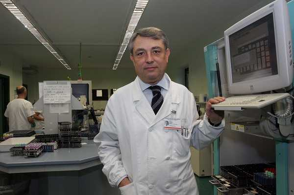biochimico Mario Plebani