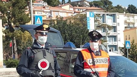 controlli carabinieri Imperia