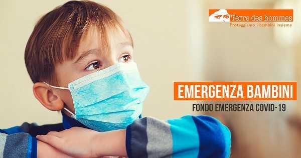coronavirus - emergenza bambini - progetto Zumbimbi