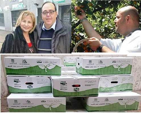 foto pratico presidente cooperativa scatole lopa