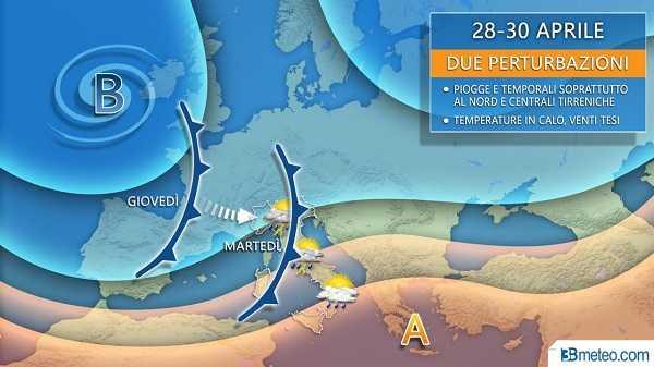 meteo inottica 28-30 aprile-3bmeteo