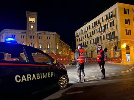 pattugione carabinieri imperia
