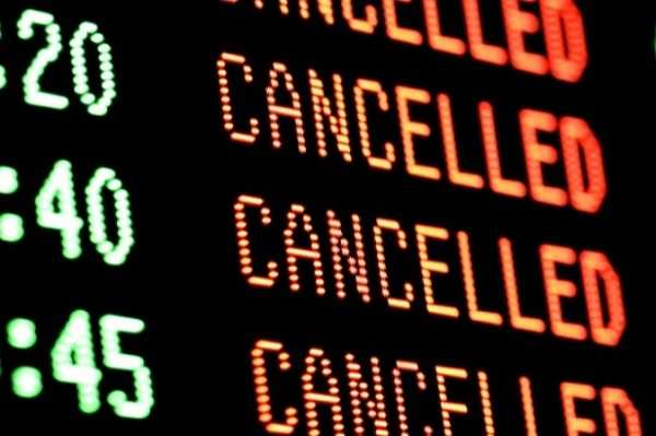 viaggi cancellati rimborsi