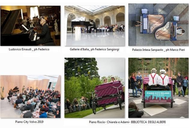 PIANO CITY MILANO PRELUDIO 2020
