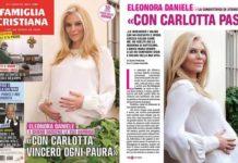 Famiglia Cristiana cover-Eleonora Daniele