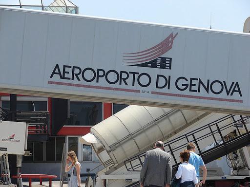 Aereoporto Genova Cristoforo Colombo