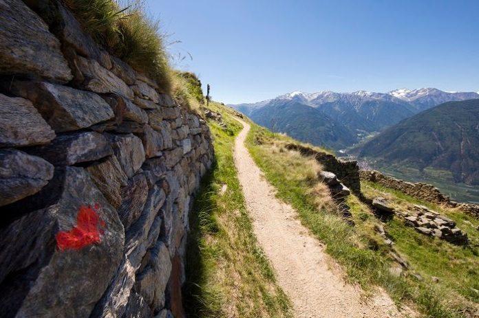 Alta Via Val Venosta IDM Alto Adige Frieder Blickle