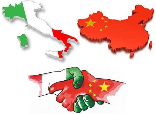 Italia-Cina cooperare per tornare a crescere