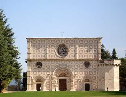 LAquila - Basilica di Collemaggio