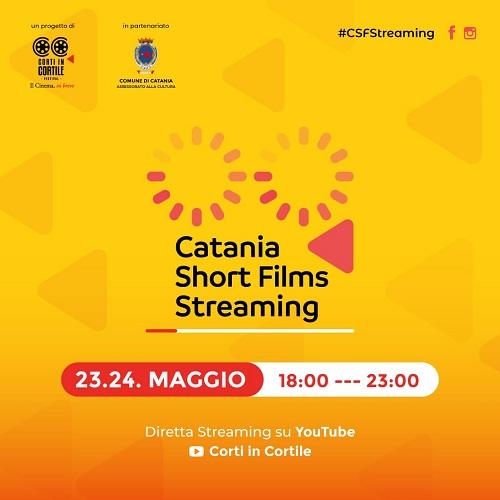 Logo CataniaShortFilmsStreaming