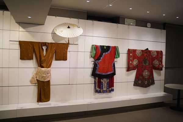 Museo dArte Cinese - Inaugurazione stampa Mode nel Mondo scorcio mr. Ph Antonio Pupa