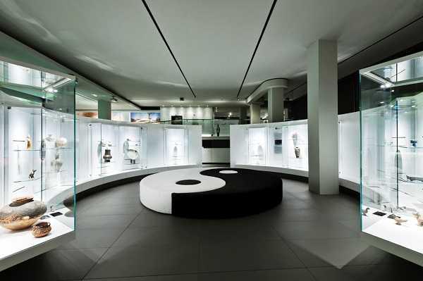 Museo dArte Cinese Interno