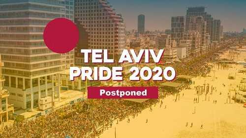 Tel Aviv Postpones Pride Parade 2020