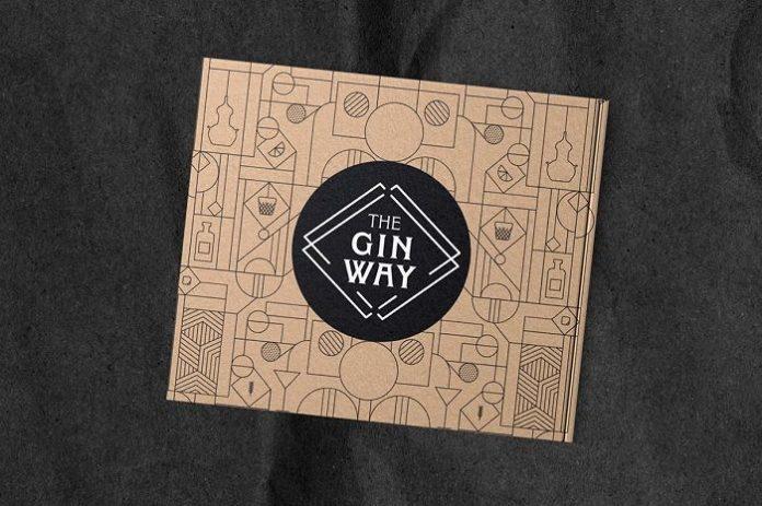 The Gin Way la-box-