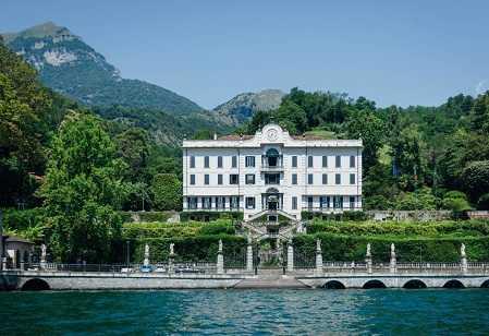 VIilla Carlotta Lago di Como