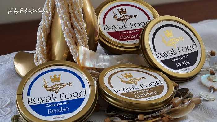 Royal Food Caviale