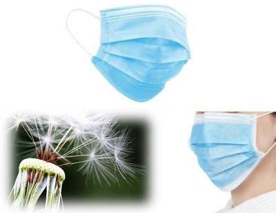 mascherine chirurgiche allergie