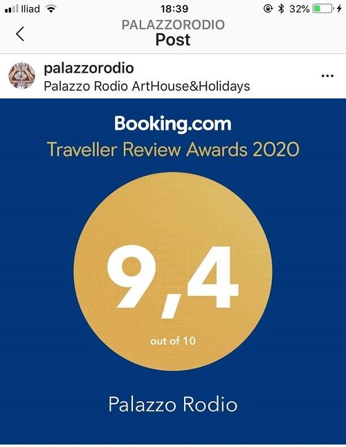 report Palazzo Rodio