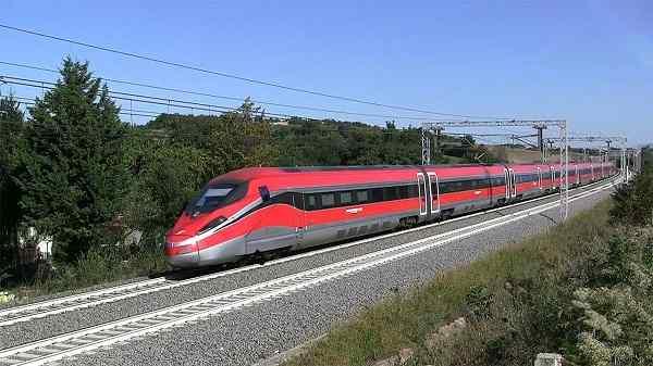 Freccia Rossa - Torino con Reggio Calabria