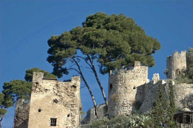 01 Veduta Del Castello Di Sarno