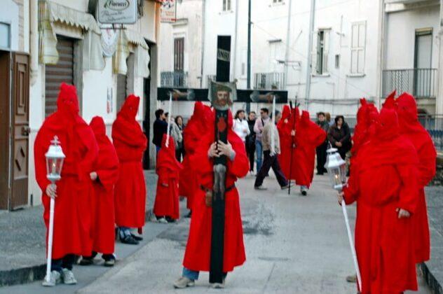 02 Processione Dei Paputi Di Sarno