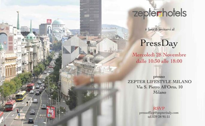 1 Zepter Invito Press Day Zepter Italy