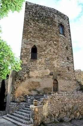 10 Torre Del Castello Medievale Di Nocera Inferiore