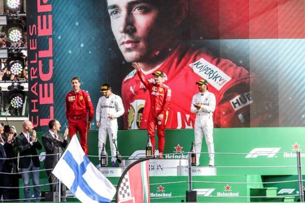 11 Gp Monza 2019 Premiazione 2
