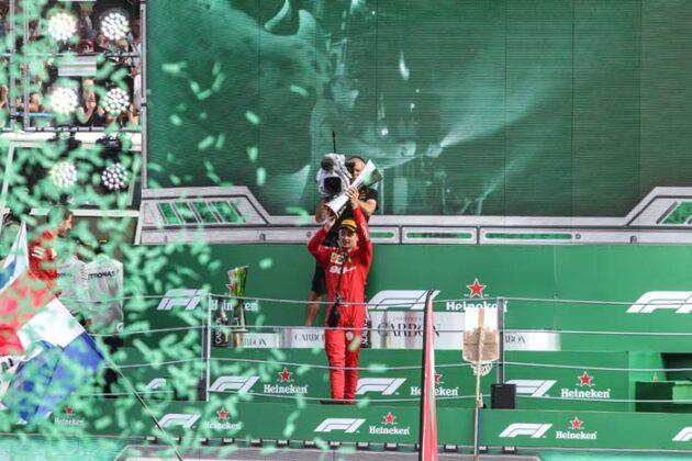 11 Gp Monza 2019 Premiazione