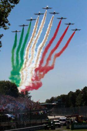 12 Monza Frecce Tricolori