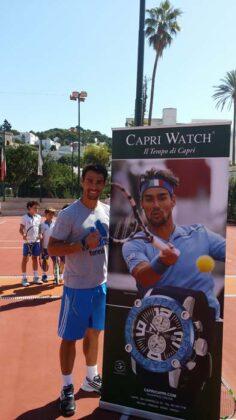 1e Fabio Fognini A Capri