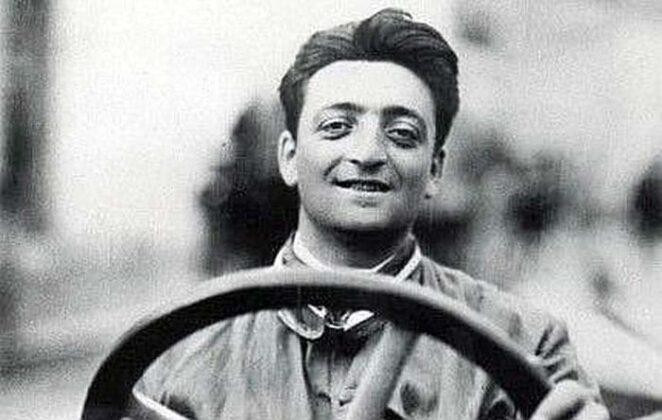 2 Enzo Ferrari