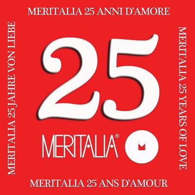 25 Anni D'amore Meritalia